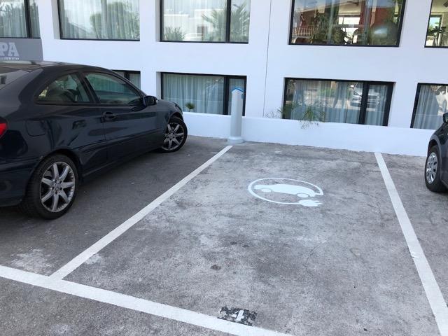 Tarifa Parking